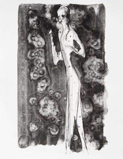 """Johan Tahon<div class=""""desc_detail"""">""""mineral walk"""" , sign., nummeriert</div>"""